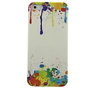 Painting Pattern Hard Case for iPhone 5/5S