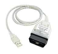 Diagnostic Tool USB OBD2 OBDII Interface Cable Car Scanner K DCAN K+DCAN K+CAN for BMW INPA