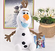 "Movie Olaf Snowman 9"" Plush Soft Stuffed Animal Toy Doll"