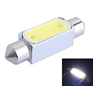 36mm 3W 150LM 150LM 6000K White LED for Car Reading Lamp (DC12V, 1Pcs)