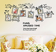 Photo Frame Pattern Wall Sticker(1PCS)
