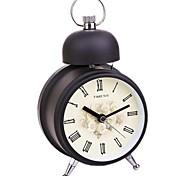 Timess™  Big Single Bell Night-light Mute Alarm Clock
