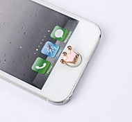 Sweet Crown Home Button Sticker for iPhone