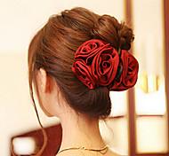 Корейский Роза Форма Акриловые Волосы Когти для женщин (больше цветов) (1 шт)