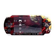 Capa Protector Etiqueta para PSP3000