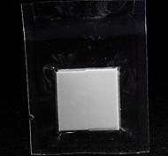 12-Piece profesional reutilizables Anti-Fog Inserts para GoPro Hero 3 + / 3/2/1 (Blanco)