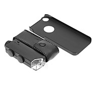 iPhone 5/S Cell Phone Case and 100 Times Magnifying Lens in Set