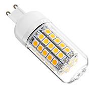G9 LED-maïslampen T 59 SMD 5050 450-500 lm Warm wit AC 220-240 V