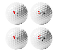 1 Pc pelotas de golf de tres piezas-Ball