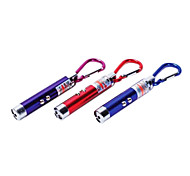 Mini Waterproof Flashlight&Money d-etector Pen&Infrared Ray Flashlight(Random Color)