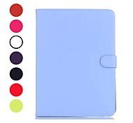 Koreaanse stijl Solid Color Eenvoudige beschermende hoes case voor de Samsung Galaxy Tab 10.1 4 T530