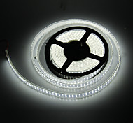 Waterproof 5M 96W 1200x3528 SMD Cool White Light LED Strip Lamp (DC 12V)