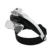 A New Head-Mounted Reading Lamp Magnifying Glass Head lamp Dentists Magnifying Glass Product Inspection