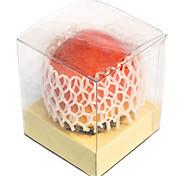 Obst Pfirsich-Musik-Box simulieren