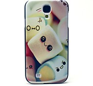 Towel Cakes Pattern Hard Case for Samsung Galaxy S4 I9500