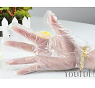 100 Pcs Disposable Gloves