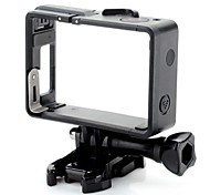 TOZ TZ-GP208 Fixed Frame Case with  Bacpac Installation Elongated and 30mm Filter Arm for GoPro Hero 3 / 3+