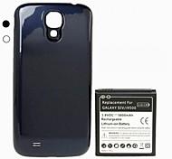 5800mAh Ersatz Lithium-Ionen-Batterie PC-Festbatterieabdeckung Gehäuse für Samsung-Galaxie i9500 i9505 i9508 s4