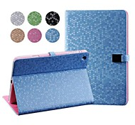 paillettes diamant cas pu pour Mini iPad 3, iPad Mini 2, iPad mini (couleurs assorties)