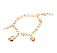 Vintage Eiffel Tower Shape Golden Charm Bracelets(1 Pc)