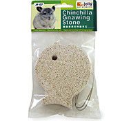 Large Size Natural Volcanic Ground Molar Stone for Rabbits Chinchillas Hamsters