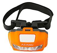 ACANU Waterproof Orange Bicycle Tail Light