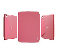 wip49 caso de cuero broche magnético exco para Mini iPad 3, Mini iPad 2, iPad mini