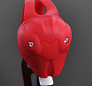 ACACIA Red Bumblebee Bicycle Front/Rear Lamp