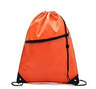 sac de rangement de cordon pour la gymnastique de sport de natation chaussures de danse randonnée sac à dos