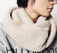 nouvelle hiver coréen laine sauvage écharpe unisexe