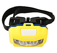 ACANU Waterproof Yellow Bicycle Tail Light