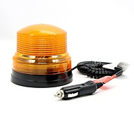 Tirol Car Single Flash Warning Light Daytime Running Lights Strobe Police Car Truck Firemen Lamp
