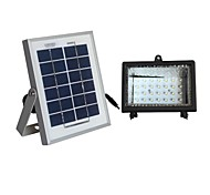 30-LED 2W Solar Panel White Solar Flood Lamp Lighting System
