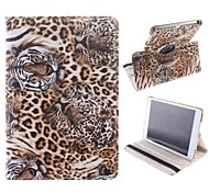 The Tiger And Leopard Grain Case for iPad mini 3, iPad mini 2, iPad mini