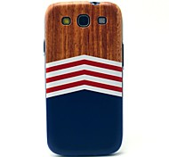 Triangle Carpet Pattern Hard Case Cover for Samsung Galaxy S3 I9300