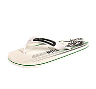 Quiksilver Men's Beach Sports Anti-slip White Flip Flops