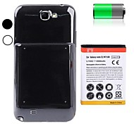6500mAh Replacement Lithium-ion Battery+Back Cover for Samsung N7100 GALAXY Note 2