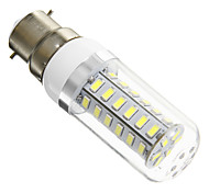 B22 6 W 42 SMD 5730 420 LM Cool White T Corn Bulbs AC 220-240 V
