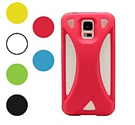 Fashion Novelty PA TPU and PC Case for Samsung Galaxy S5 I9600 (Assorted Colors)