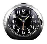 Telesonic™  Night-light Snooze Taxiing Super Mute Alarm Clock