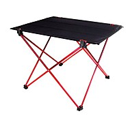 Portable Foldable Folding Table Desk Camping Outdoor Picnic 7075 Aluminium Alloy Ultra-light
