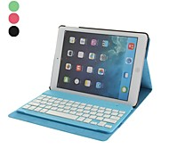 PU Leather Full Body Case w/ Bluetooth 3.0 Keyboard for iPad Air (Assorted Colors)