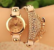 Women's Surround Ostrich Bracelet Watch