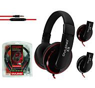 Ovleng X9 Foldable Studio Headphone for IPHONE4/4s/5/SAM SUNG/HTC/IPAD