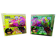Z&X®  Loom Bands Temperature Control(Rubber Band 200PCS、Recycle Crochet Hook、Recycle S Hook、Instructions)