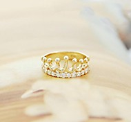 Z&X®  Fashion And Personality Crown Ring
