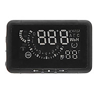 HUD Vehicle-Mounted Head Up Display OBD II System (Speed /RPM /Voltage)