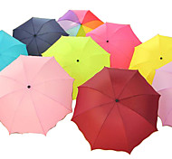 Magic UV-resistant Non-woven Fabrics Folding Umbrella  (Random Color x 1 PCS)
