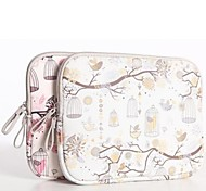 "Freedom Bird Design 13"" 14"" 15"" PU Leather Notebook PC Sleeve Bag Pouch Laptop Case"