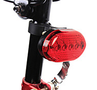 YELVQI 5LED Red Cycling Tail Light